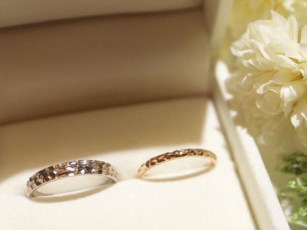 【奈良】Amour Amuletの結婚指輪