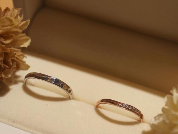 【和歌山】BAUMの結婚指輪