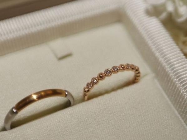 【大阪】Amour Amuletの結婚指輪