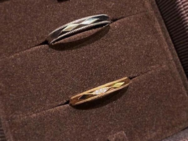 【大阪】PAVEO CHOCOLATの結婚指輪