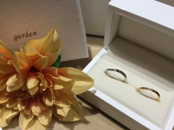 【京都】GRAMAの結婚指輪