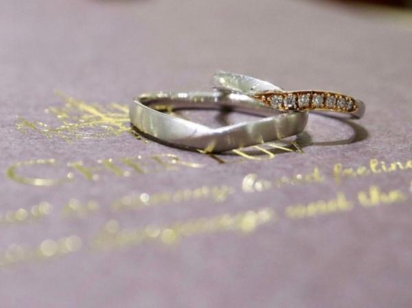 【滋賀】CHER LUVの結婚指輪