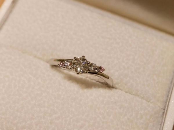 【奈良】Mariage entの婚約指輪