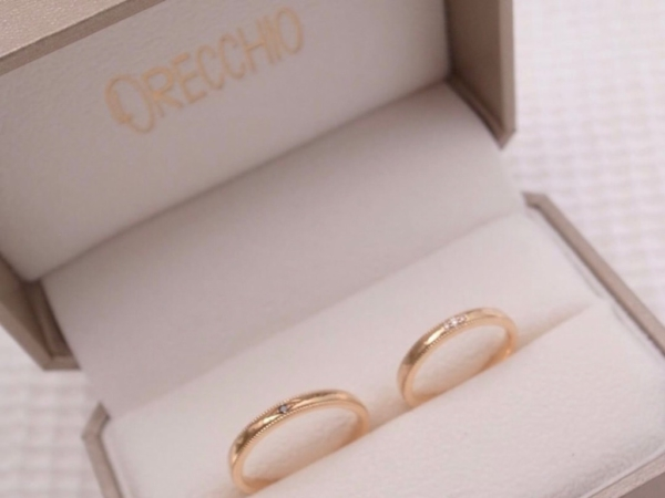 【大阪】guiraの結婚指輪