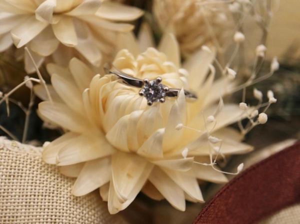 【大阪】CANDLEの婚約指輪