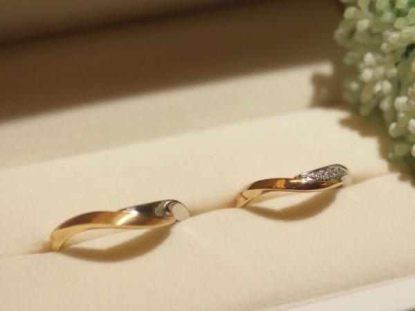 【奈良】Lapageの結婚指輪