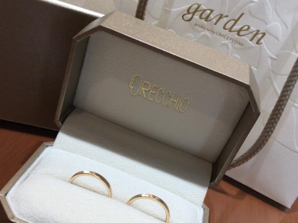 【兵庫】Concertoの結婚指輪