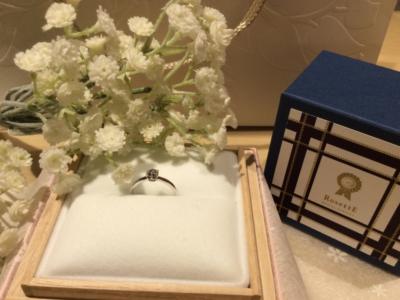 【大阪】RosettE Lifeの婚約指輪