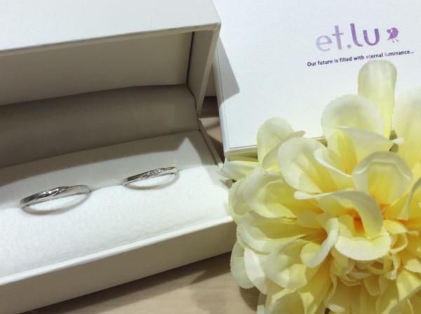 【和歌山】et.luの結婚指輪