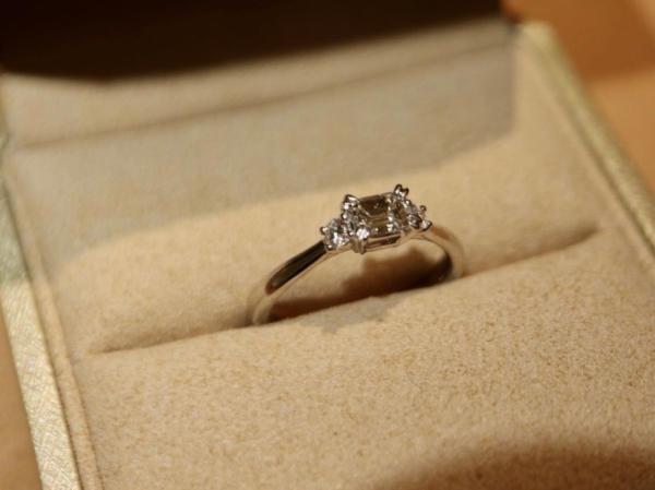 【大阪】guiraの婚約指輪
