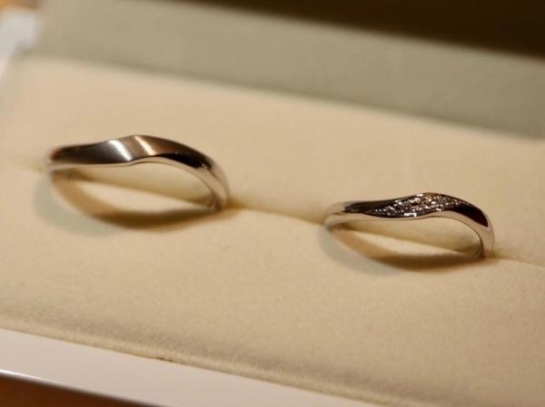 【大阪】Lapageの結婚指輪