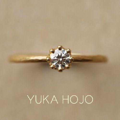 神戸で人気の婚約指輪ブランドのYUKAHOJO