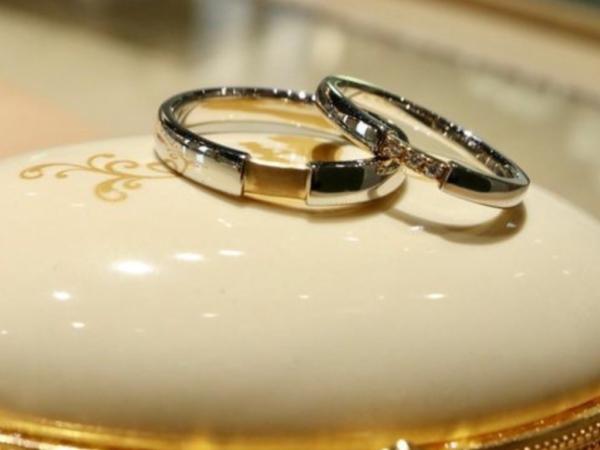 【兵庫】ディズニー美女と野獣の結婚指輪