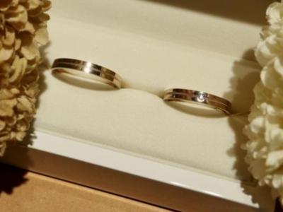 【大阪】Honey Brideの結婚指輪