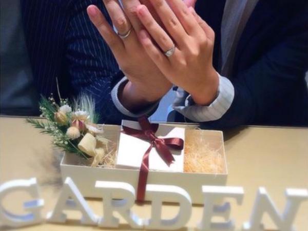 【大阪】Mariage entの婚約指輪・結婚指輪
