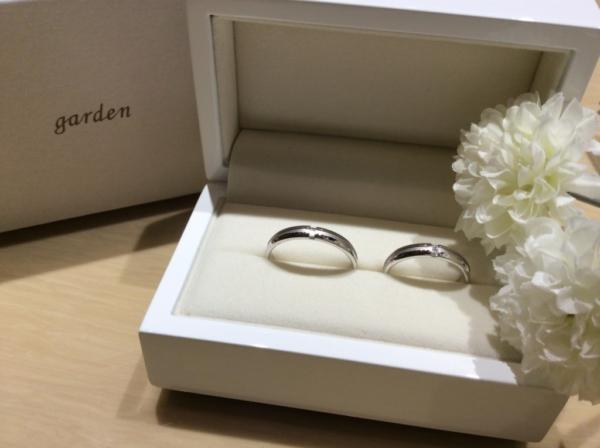 【奈良】Pulitoの結婚指輪