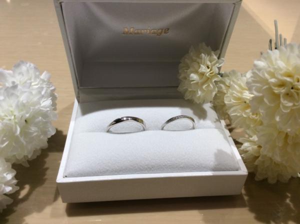 【大阪】Quand de Mariageの結婚指輪