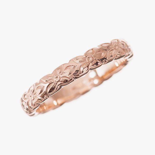 マキシ ハワイアン 婚約指輪