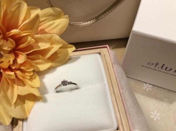 【和歌山】et.luの婚約指輪