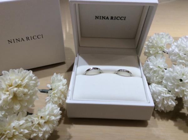 【和歌山】NINA RICCIの結婚指輪