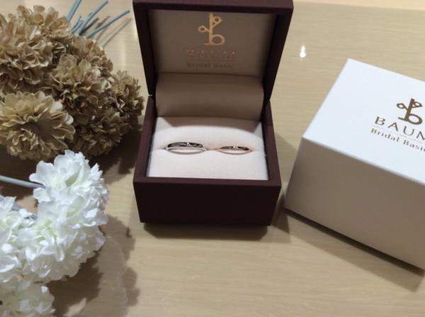 バーム(BAUM)の結婚指輪のgarden心斎橋