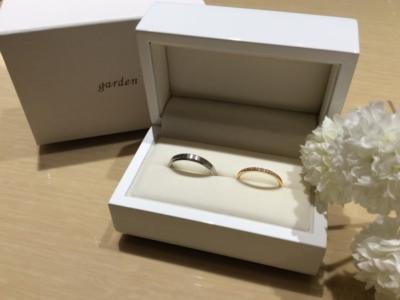 【大阪】GRACE KAMAの結婚指輪