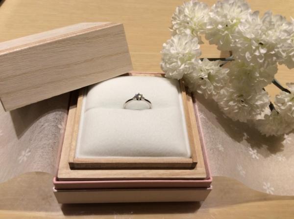 【大阪】et.luの婚約指輪