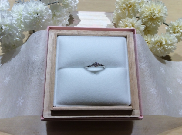 エトル(et.lu)の婚約指輪