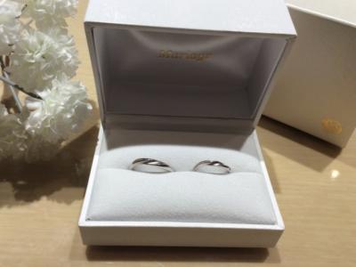 【和歌山】Mariage entの結婚指輪