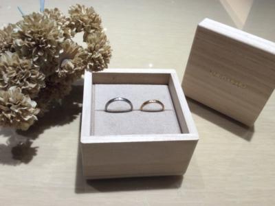 【奈良】YUKA HOJO結婚指輪