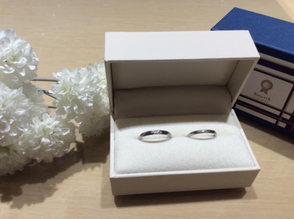【大阪】RosettE SPの結婚指輪