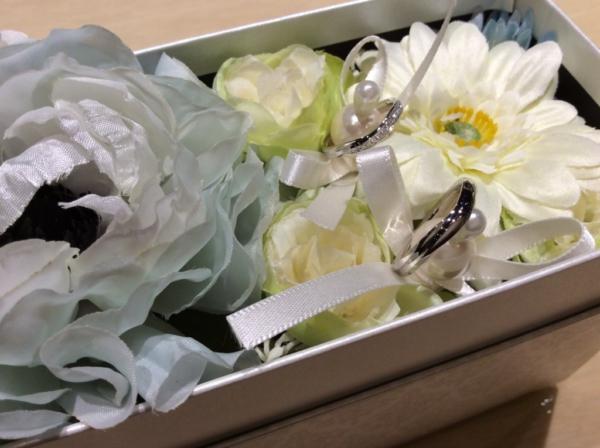 【兵庫】Pilot Bridalの結婚指輪