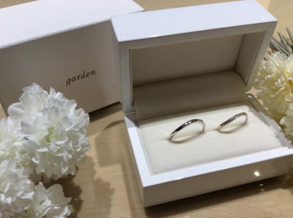 【兵庫】Pulitoの結婚指輪