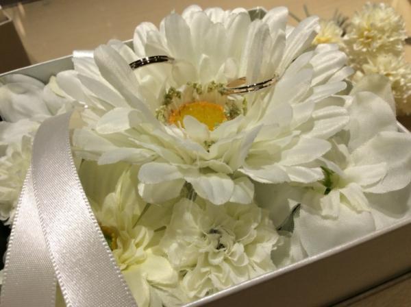 【奈良】Honey Brideの結婚指輪