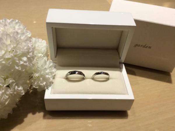 【大阪】輝彩の結婚指輪
