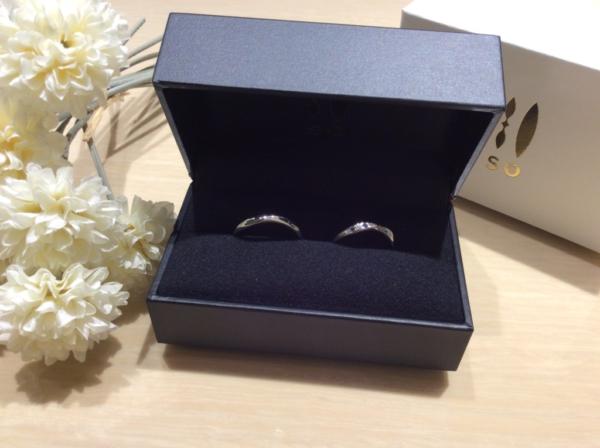 【奈良】SOの結婚指輪