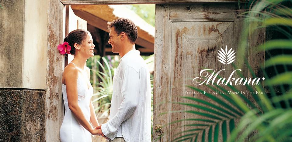 ハワイアンジュエリー 婚約指輪 マカナ