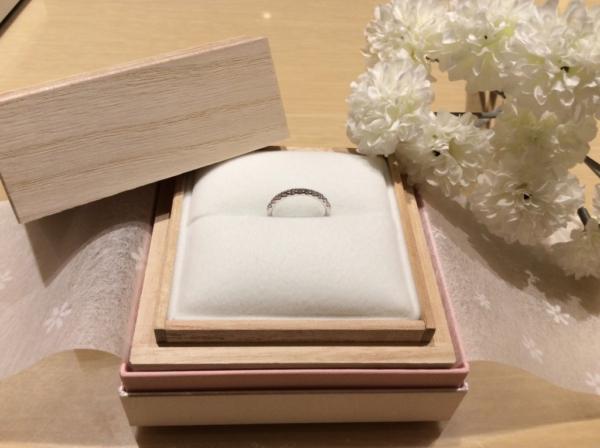 【和歌山】GRACE KAMAの婚約指輪