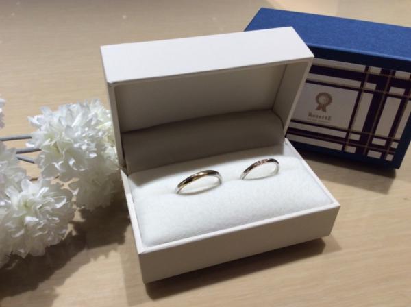 RosettE(ロゼット)の結婚指輪のgarden心斎橋
