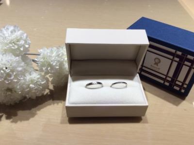 【兵庫】RosettEの結婚指輪