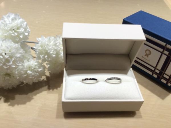 【奈良】RosettE SPの結婚指輪