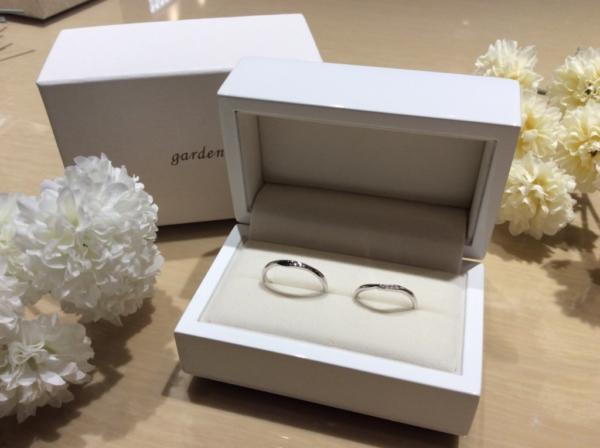 【大阪】11♡22の結婚指輪