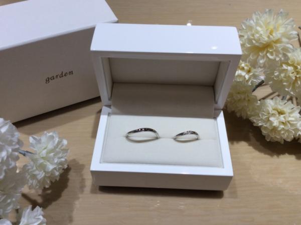 Little Garden(リトルガーデン)の結婚指輪