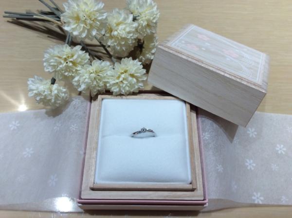【大阪】Disney Cinderellaの婚約指輪