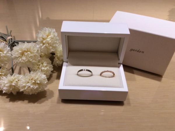 GRAMA(グラマ)の結婚指輪