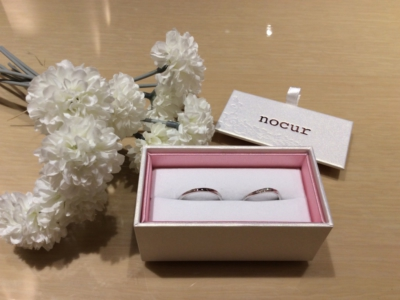 【和歌山】nocurの結婚指輪