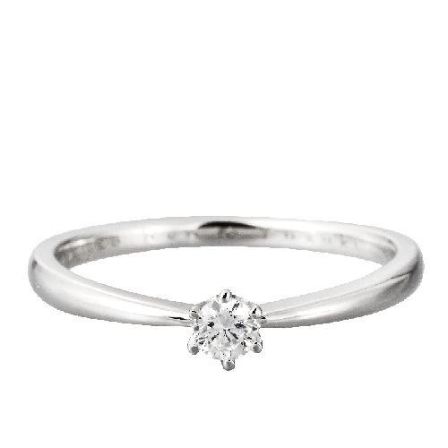 手作り婚約指輪のポリッシュのイメージ