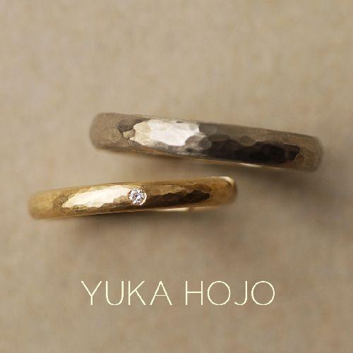 大阪心斎橋で人気の結婚指輪YUKAHOJO