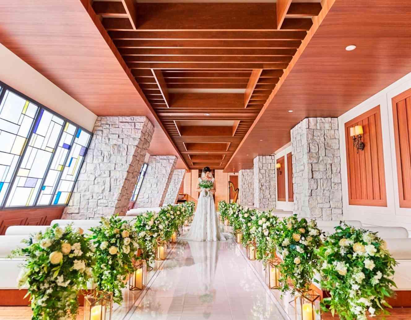 大阪・心斎橋のおすすめの結婚式場でホテル日航
