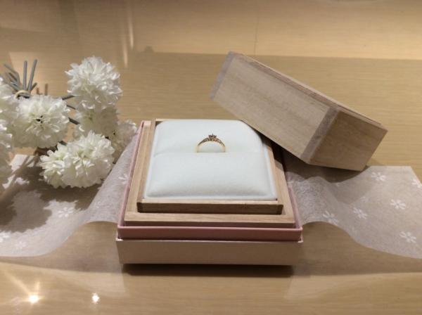 【奈良】Lapageの婚約指輪